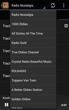 60s Music Radio screenshot 2