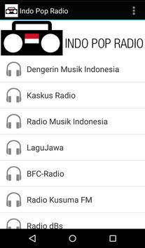 Indo Pop Radio poster