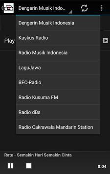 Indo Pop Radio screenshot 1