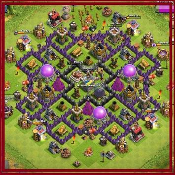 Bases for Clash Of Clans screenshot 1