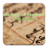Virtues of reciting the Quran icon