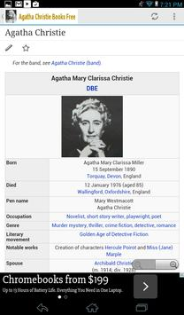 Agatha Christie Books & Audio apk screenshot