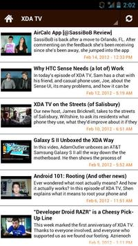 XDA-Developers TV for Android - APK Download
