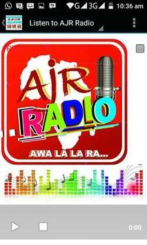 AjrRadio screenshot 1
