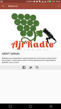 AjrRadio screenshot 2