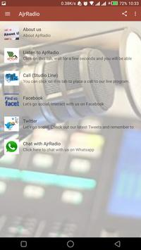 AjrRadio screenshot 7