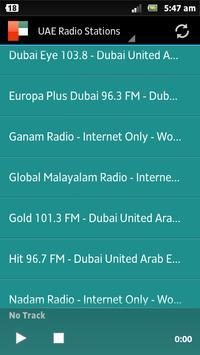Abu Dhabi Radio stations screenshot 1