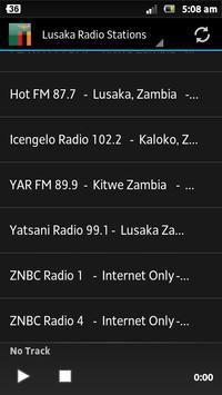 Lusaka Radio Stations apk screenshot