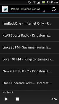 Patois Jamaican Radios screenshot 1