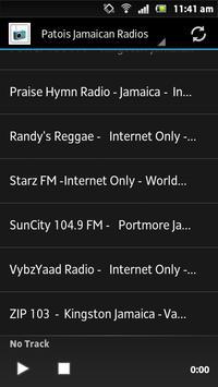 Patois Jamaican Radios screenshot 2