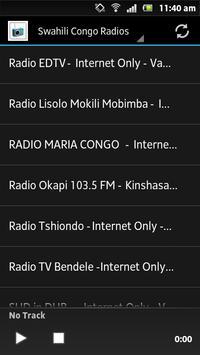 Swahili Congo Radios screenshot 1