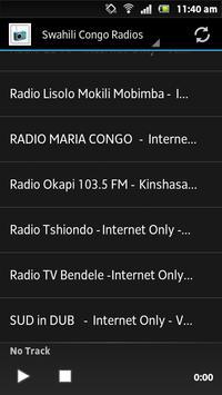 Swahili Congo Radios screenshot 2