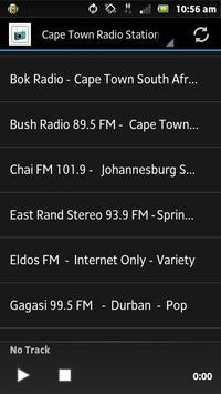 Cape Town Radio Stations apk screenshot