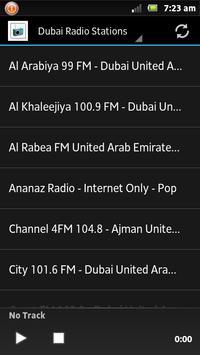 Dubai Radio Stations poster