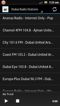 Dubai Radio Stations screenshot 1