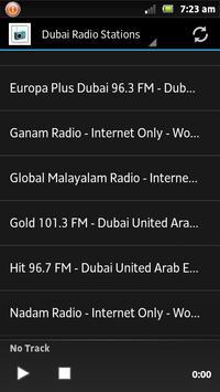 Dubai Radio Stations screenshot 2