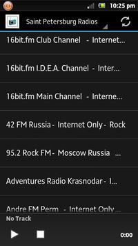 Saint Petersburg Radios screenshot 1