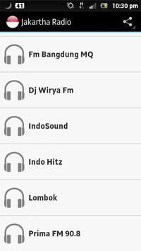 Jakarta  Radios apk screenshot