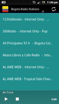 Bogota Radio Stations poster