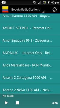 Bogota Radio Stations screenshot 1