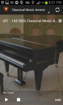 Classical Music Radio Station poster