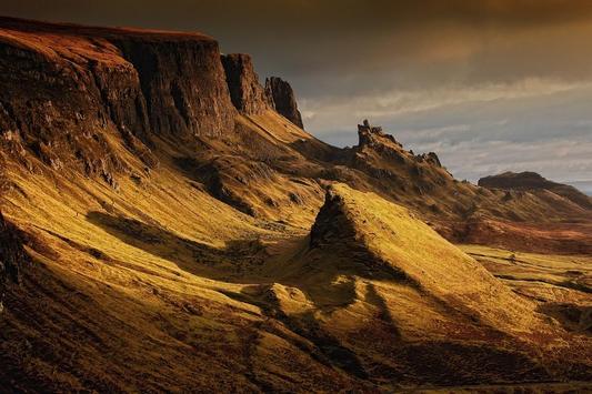 Scotland Wallpaper Travel apk screenshot
