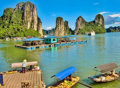 Vietnam Wallpaper Travel apk screenshot