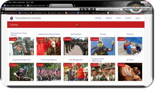 Young Marines YMU screenshot 6