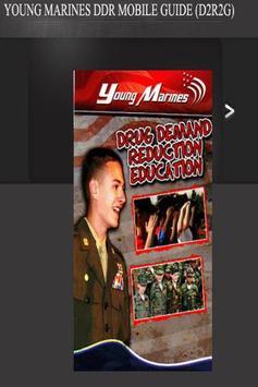 Young Marines DDR screenshot 1