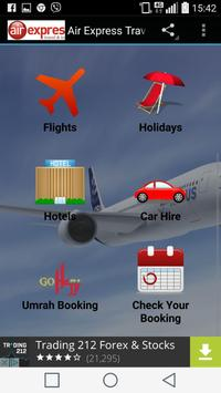 Air Express poster