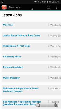 Namibia Jobs screenshot 1