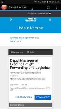 Namibia Jobs screenshot 2