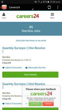 Namibia Jobs screenshot 4