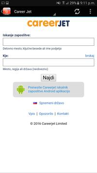 Slovenia Jobs screenshot 3