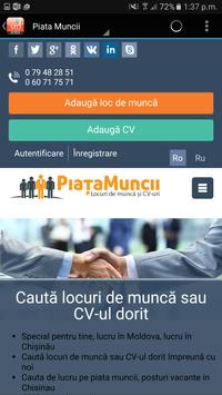 Moldova Jobs screenshot 2