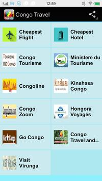 Congo Travel poster