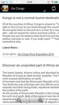 Congo Travel screenshot 4