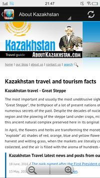 Kazakhstan Travel screenshot 4