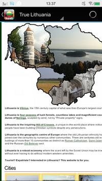 Lithuania Travel screenshot 4