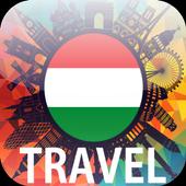 Hungary Travel icon