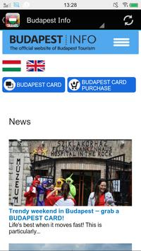 Hungary Travel apk screenshot
