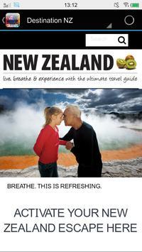 New Zealand Travel apk screenshot