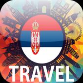 Serbia Travel icon