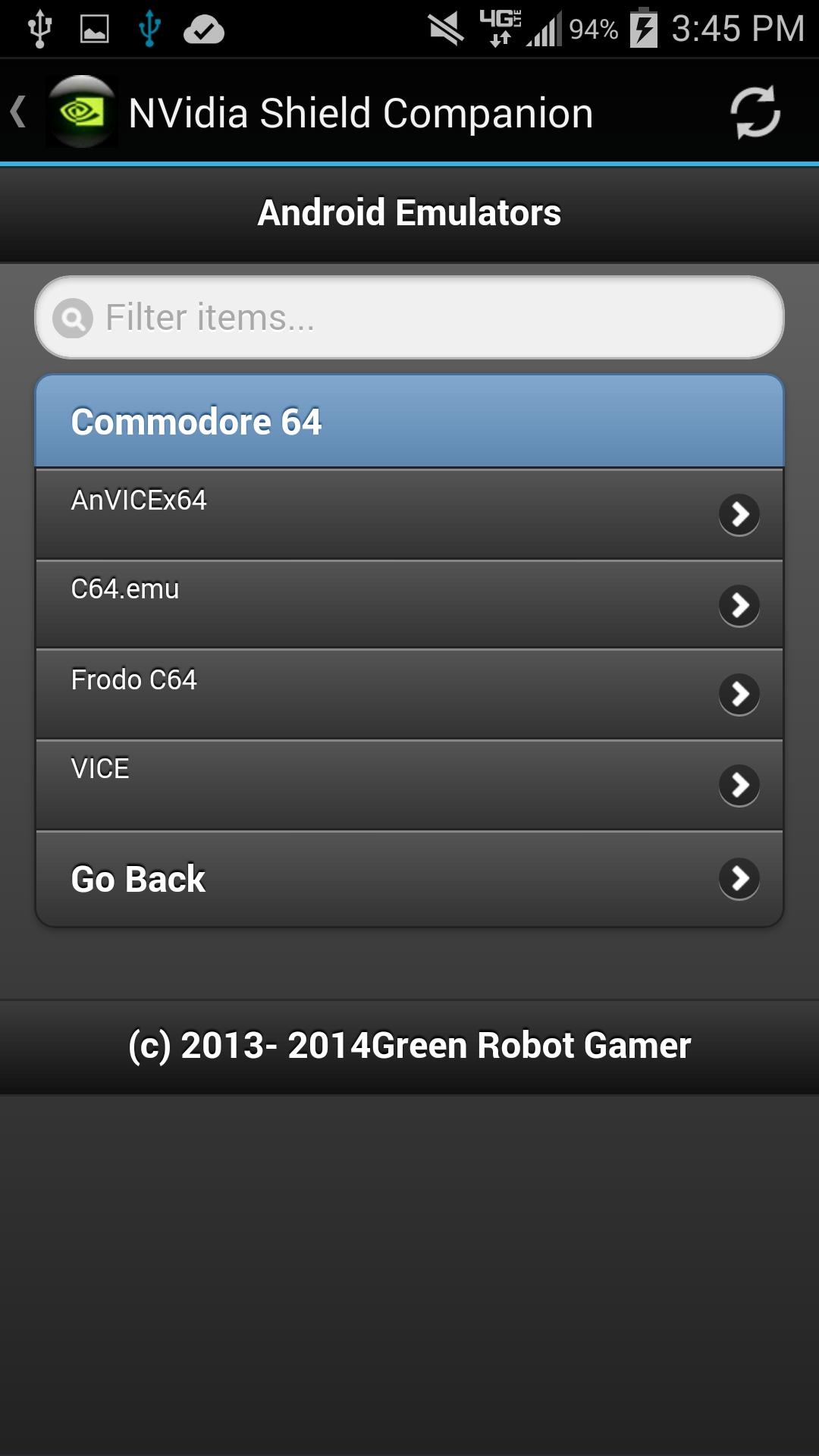 NVidia Shield Companion for Android - APK Download