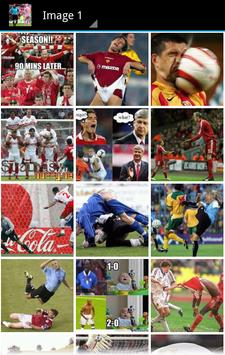 Funny Football Pics 4U apk screenshot