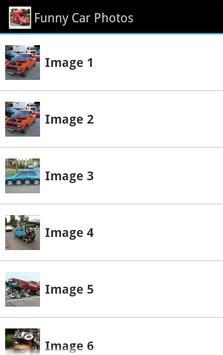 Funny Car Photos 4U poster
