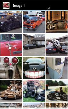 Funny Car Photos 4U screenshot 1
