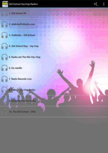 Old School Hip Hop Radio for Android - APK Download