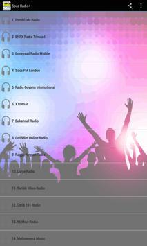 Soca Radio poster