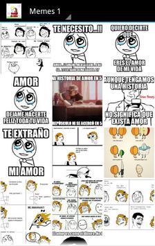 Memes de Amor apk screenshot
